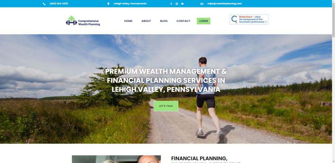 Comprehensive Wealth Planning