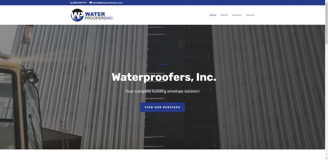 Waterproofers Inc