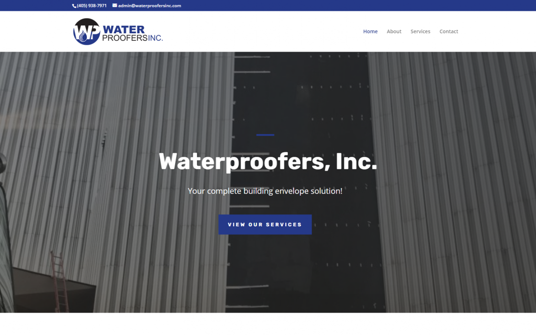 Waterproofers Inc