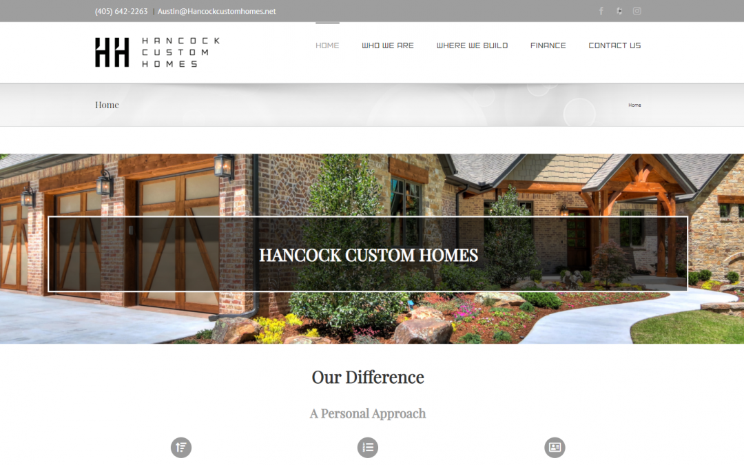 Hancock Custom Homes